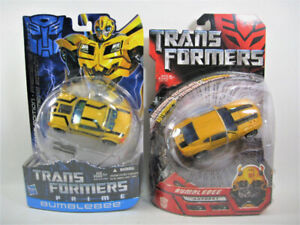 Transformers - Bumblebee - Prime First Edition - AutoMorph Tech.
