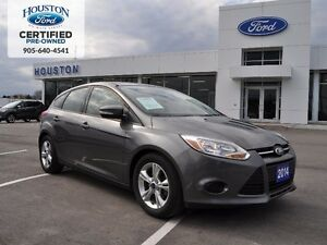 2014 Ford Focus SEUNDER 60,000 KMS - STILL HAS WARRANTY - HEATED