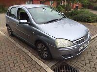 Vauxhall Corsa 1.2 12 Months Mot 2005 Model