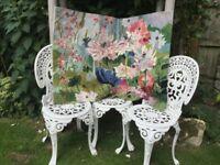 Beautiful Cornflower Tapestry
