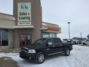 2016 Dodge Ram 1500 Limited Diesel/Nav/Sunroof $56897