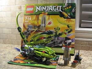 LEGO - NINJAGO 9447
