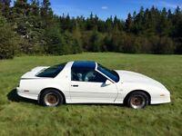 """Very Clean"" 1989 Trans AM GTA, 5.7 liter"