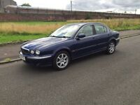 JAGUAR X TYPE 2.0 MOT 1 YEAR bmw mercedes lexus audi c class 3 series