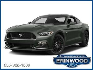 2016 Ford Mustang GTONE OWNER CPO 24M@1.9%/12MO/20,000KM EXT WAR
