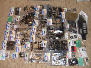 Tamiya RC Car Parts for TT01, TT02, M03/04/05, TA04/05/06, TB02,