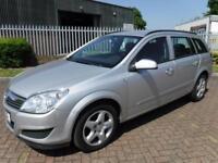 Opel Astra 1.9CDTi Estate Auto Left Hand Drive (LHD)