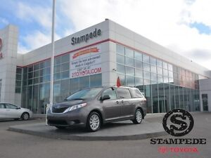 2015 Toyota Sienna 5DR LE 7-PASS AWD  - Certified - Low Mileage