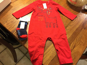 Brand New Baby Gap Outfit