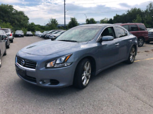 2012 Nissan Maxima Only 122000km no accidents + Financing Avalb
