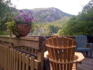 Incredible View Waterfront 3+ bed Cottage 1 hr from Ottawa in PQ