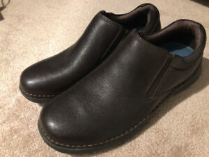 Men's Size 11 - Hush Puppies leather shoes - Alliston