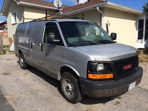 03 Savana Work Van