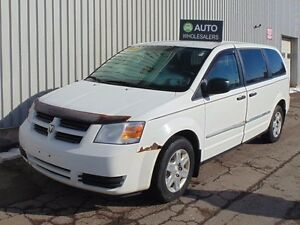 2008 Dodge Grand Caravan SE THIS WHOLESALE VAN WILL BE SOLD A...
