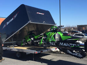 BRAND NEW ARCTIC CAT ZR 4000RR with 0kms