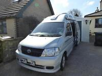 Toyota Hiace 300D 2 berth Campervan Motor Home For Sale