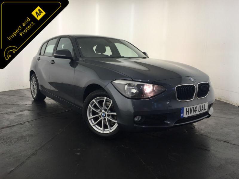 2014 BMW 118D SE 5 DOOR HATCHBACK DIESEL 1 OWNER FROM NEW FINANCE PX WELCOME