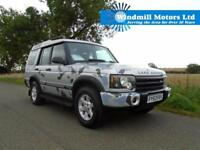 2003/53 LAND ROVER DISCOVERY 2 2.5 TD5 GS STATION WAGON 5DR - MUST SEE