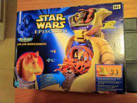 Star Wars - Unopened - Jar Jar Binks - Micro Machines