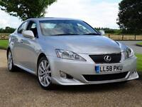 2009 Lexus IS 250 SR Petrol silver Automatic