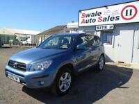 2006 TOYOTA RAV4 2.2 XT4 D-4D - 91,184 MILES - SERVICE HISTORY - GREAT CONDITION