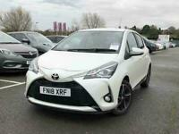 2018 Toyota Yaris 1.5 VVT-i Design 5dr Hatchback Petrol Manual