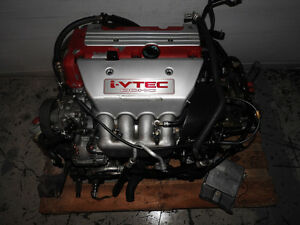 JDM K20A Type R Engine 2.0L Dohc VTEC Engine 6 Speed LSD Trans,