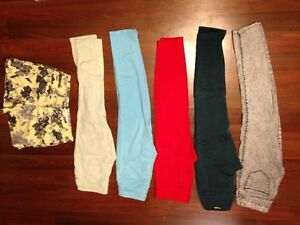 brand name pants sizes 6-8 DKNY, TRUE RELIGION, and more