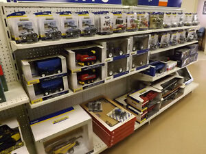 New Holland Die Cast Farm Toys