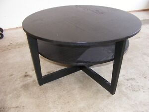Large Coffee Table and # End Tables from IKEA