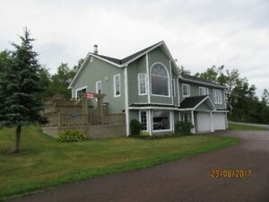 Beautiful large home/ large lot with exceptional views