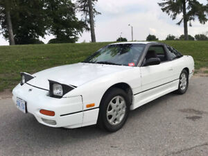 Nissan 240SX NO RUST, CLEAN, SR20 and Boosted!