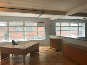 2 Commercial Lofts in Mile End
