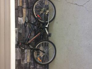 "Boys ""Diamondback"" mountain bike"