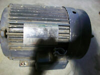 5 hp/ 230 V / 3 phase totaly enclosed motor