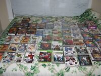 GAME LOT OF 50 VIDEO GAMES 80% NEW SEALED ALL TYPES FIRM