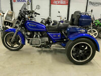Honda Gold Wing trike gl1100 light winter project. ( sorry now sold )