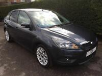 2010 Ford Focus 1.6 Zetec SPORT 5 Door ONLY 30k with History