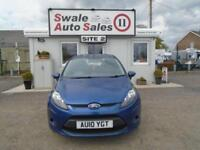 2010 FORD FIESTA 1.2 EDGE - 46,842 MILES - SERVICE HISTORY - LOW INSURANCE