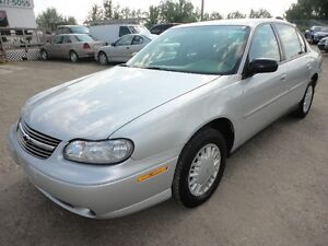 2002 CHEVROLET MALIBU 4DR-V6-ONLY 100,447KM EXCELLENT CONDITION