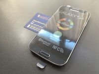 Brand new sim free original Samsung Galaxy S4 i9505 LTE 4G sealed box full accessories warranty