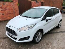 Ford Fiesta 1.5TDCi (75ps) Zetec, FMDSH, 50K, 1 OWNER, £0 ROAD TAX, MOT JAN 2019