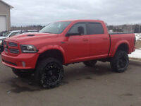 2013 Dodge Power Ram 1500 sport fully loaded Pickup Truck