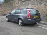 2006 55 VOLVO V50 2.0 D S 5D 135 BHP - ONE FORMER KEEPER VERY TIDY CAR AND DRIV