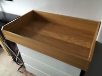 Ikea Komplement drawer for Pax wardrobe