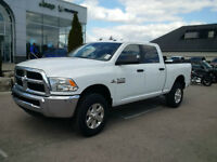 New 2015 Ram 2500 Crew Cab SLT 4x4 No Charge Diesel!!