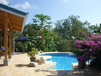Costa Rica Vacation/Income and Investment House Ocean View 2+ Ac