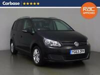 2013 VOLKSWAGEN TOURAN 1.6 TDI 105 BlueMotion Tech SE 5dr MPV 7 Seats