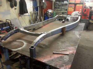 1932 Ford Frame for Model A bodies