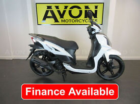 Symphony SR 125cc Commuter Scooter Automatic Motorcycle Twist and Go *Finance*